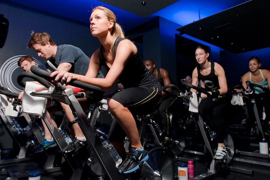 Spin Classes: Why You Should Get In One